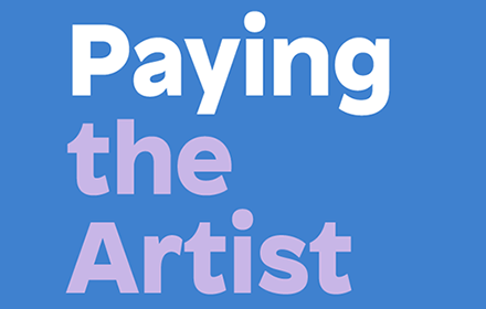 Paying The Artist