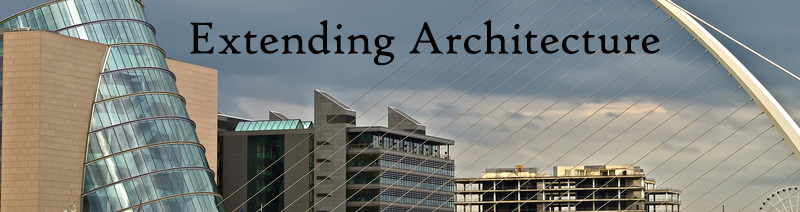 Extending Architecture blog banner 2