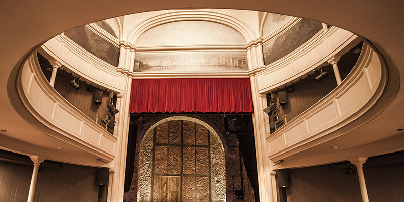 Theatre Royal content page