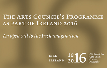 Ireland 2016 logos