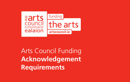 Funding the arts logos