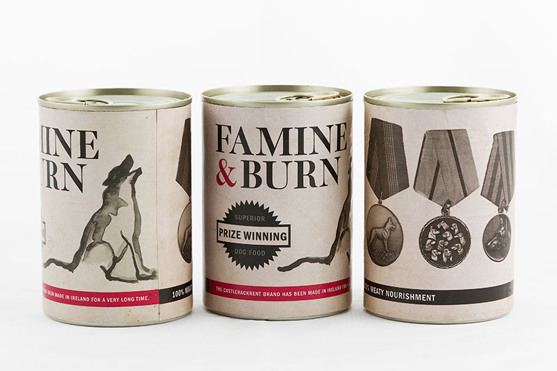 Famine Burn Dog Food 2